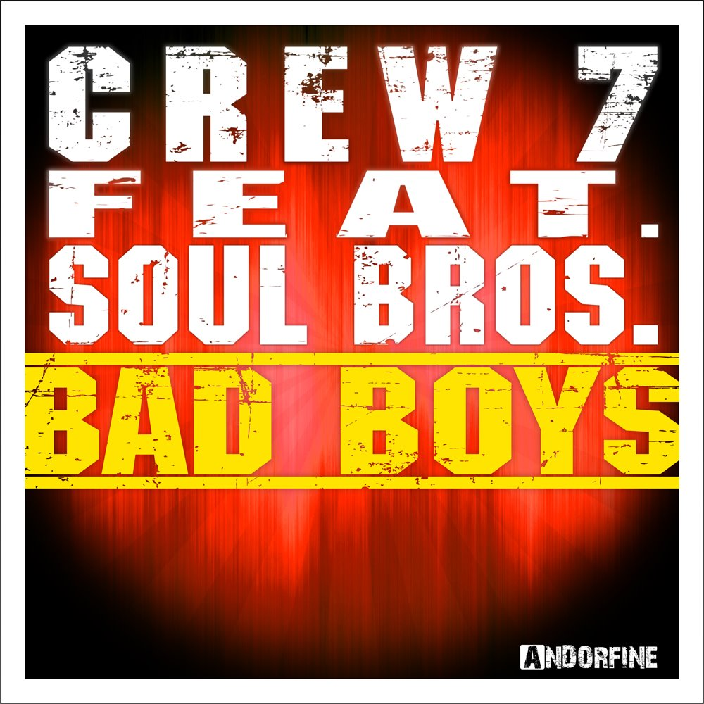Cover: Crew7feat.SoulBros.